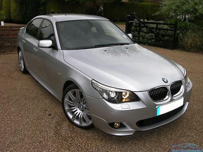 BMW 5 Series 523i 140kW Petrol ECU Remap +3bhp +27Nm Chip Tuning