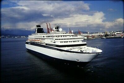 7 x Professional 35mm Slides Cruise Ship Horizon @ Vancouver BC 1996-97