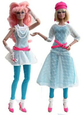 Jem And The Hologram Twilight In Paris Jem Fashion Doll From Integrity - MIB