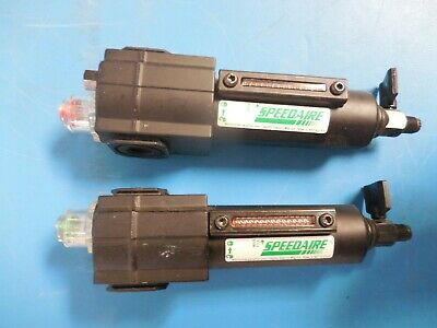 "Speedaire 4ZL66 3/8"" 50CFM 250psi & 4ZL68 1/4"" 50CFM 250psi Air Line Lubricators"