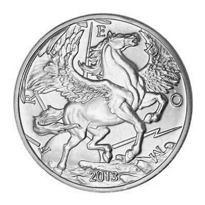 """2013 """"PEGASUS""""  (Modern Ancient) 1 oz. .999 Fine SILVER Round  (THE FIRST)"""