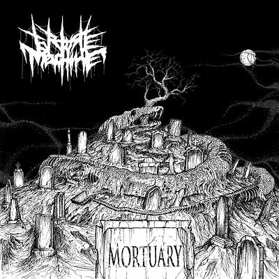 Torture Machine - Mortuary (CD, 2014, Digipak) Death Metal from Chile, NEW