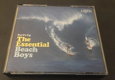 The Beach Boys Surf's Up The Essential 3 CD Readers Digest Set!