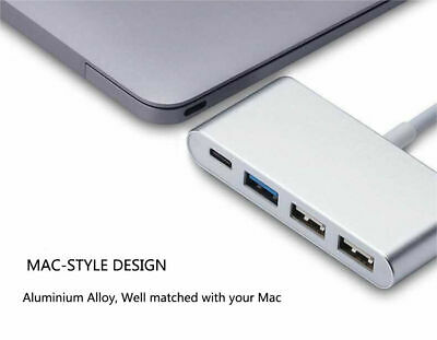 """Thunderbolt 3 USB-C Type C to USB3.0 Adapter Data Sync Power For MacBook Pro 13"""""""