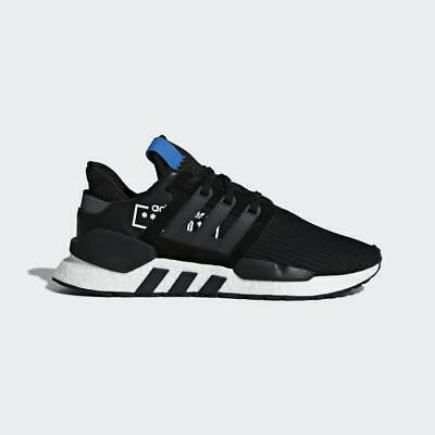 best website 05ddf 38d67 ADIDAS EQT SUPPORT 91/18 Shoes Men's Black/White/Blue B37520 Ultra boost Nmd