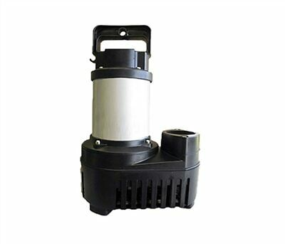 SSE4200  4200-GPH submersible pond pump 460 watts