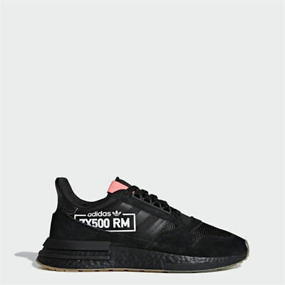 newest collection 45eb4 0c07a ADIDAS ZX 500 Rm Alphatype Black/Black BB7443 Mens Shoes Ultraboost Nmd