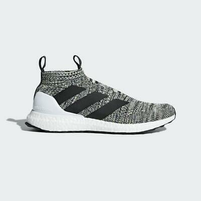 b5535f3b1a7 Adidas Ace 16+ Pure Control Ultra Boost Green Multi-Color Men s Shoes AC7749