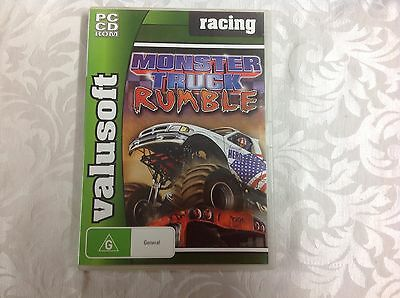 Monster Truck Rumble-PC Game
