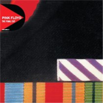 Pink Floyd-The Final Cut CD / Remastered Album NUOVO
