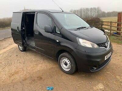 Nissan NV200 SE DCi - Good Service History - Bluetooth - Twin side doors