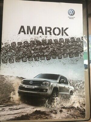 Car Brochure - 2011 Volkswagen Amarok - South Africa
