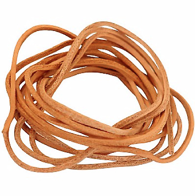 "Leather Rope Strip - 1/8"" x 120"" - Perfect For Toy Making For Parrots and Birds"