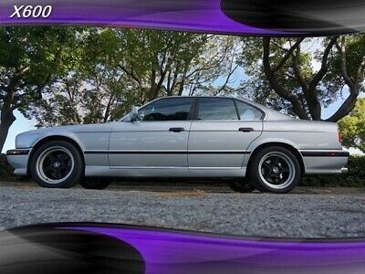 1991 M5 E34 terling Silver Metallic BMW M5 with 181,001 Miles available now!