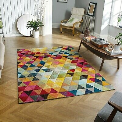 New Modern Small Large best Quality Multi Colour Floor Rugs Runner Carpet Mat
