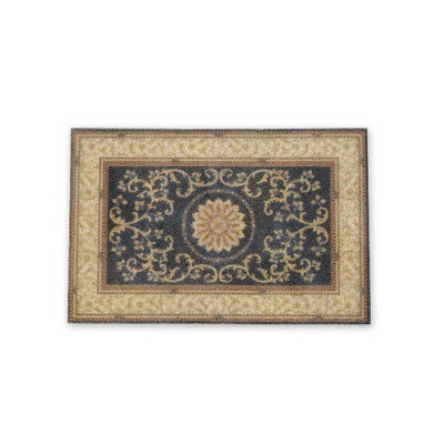 "1:48 Scale Dollhouse Area Rug 0000530 - approximately 2"" x 3"""