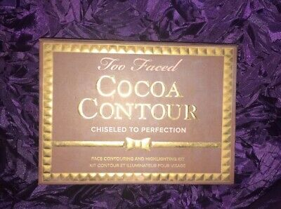 too faced cocoa contour - Face Contouring And Highlighting Kit