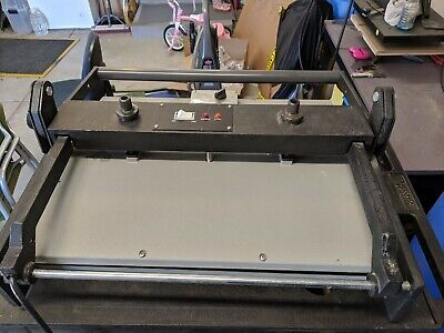 SEAL COMMERCIAL 210M Dry Mount Laminating Press  Brand New Pad
