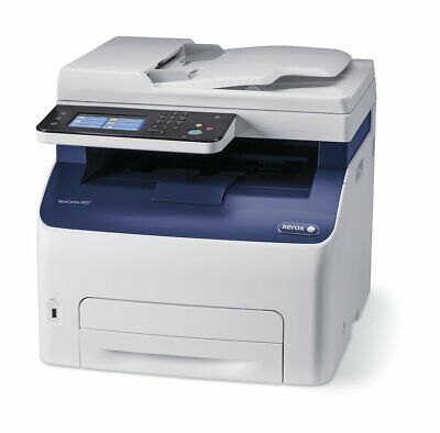 Wireless Multifunction Printer Color Wi-Fi WorkCentre 6027/NI Compact LED MFP