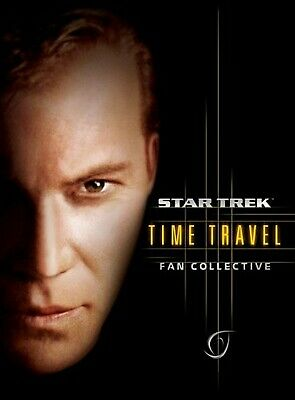 NEW 4DVD SET // STAR TREK // TIME TRAVEL FAN COLLECTIVE - 12hours