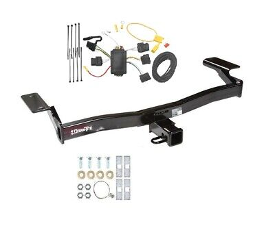trailer hitch & tow wiring for 2007-2010 ford edge exc  sport, lincoln