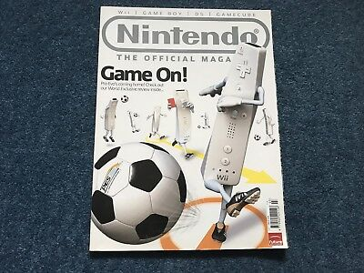 Nintendo Official Magazine - Issue 27 March 2008