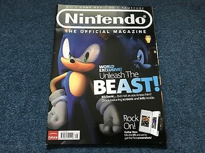 Nintendo Official Magazine - Issue 29 May 2008