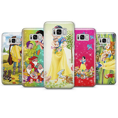 Snow White And The Seven Dwarfs Phone Case Cover For Samsung A6 A8 J6 S8 S9 S10
