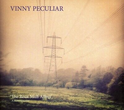 Vinny Peculiar - The Root Mull Effect CD Cherry Red NEW