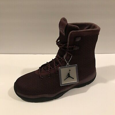 outlet store acb3d c58b3 Nike Air Jordan Future Boots Burgundy eVent Waterproof 854554 US Men Size  10.5