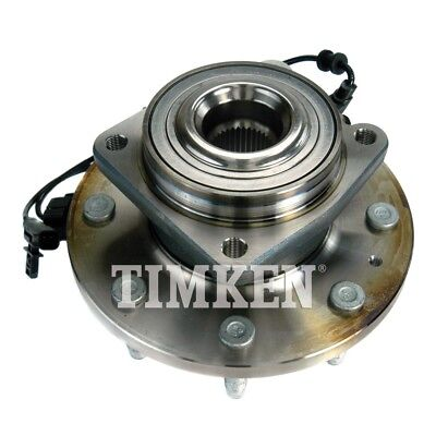 Wheel Bearing and Hub Assembly Front Timken SP620303