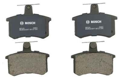 Disc Brake Pad Set-QuietCast Ceramic Pads with Hardware Front Bosch BC1164
