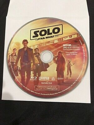 Solo: A Star Wars Story [Blu-Ray] BUY 3 GET 1 FREE