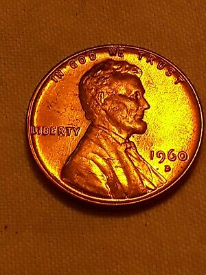 1960-D / D Lincoln Cent Small Date Sm Dt / Lg Dt Ddo Double Die Obverse Gem Bu +