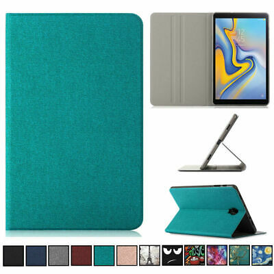 Folio Slim Leather Stand Smart Case Cover For Samsung Galaxy Galaxy Tab A 10.5''