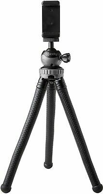 Celly Flexibe Tripod for GoPro, Smartphones and Lightweight Cameras