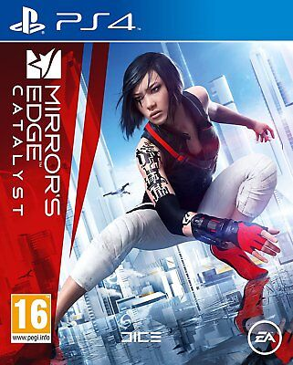 Mirrors Edge: Catalyst (PS4 Game) *BRAND NEW & SEALED*