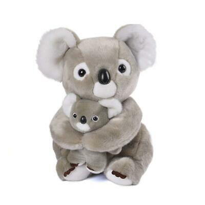 6dc1a3b261d3bd Lazada Plush Mum Koala with Baby Set Stuffed Animal Toys Great Gifts for.