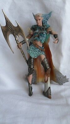 Action Figure Guerriera Valkerie fumetto The Viking Age Spawn