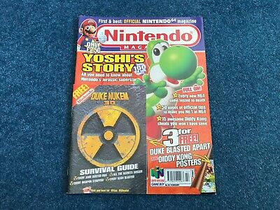 Nintendo Official Magazine - Issue 65 February 1998