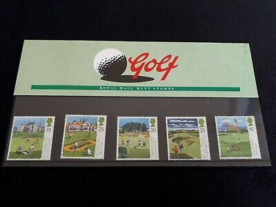 GB 1994 Golf Presentation Pack No 249 Royal Mail Mint Immaculate MNH