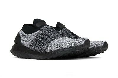 buy online 908e2 f4676 ADIDAS ULTRA BOOST Laceless Triple Black 6
