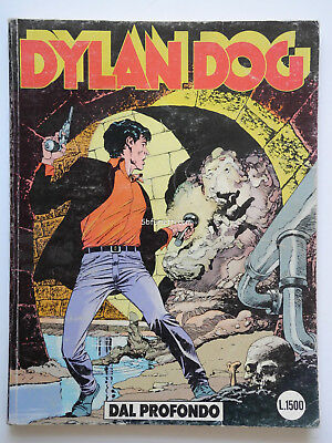 DYLAN DOG n. 20 ed. Daim Press ORIGINALE 1988 Dal Profondo 2