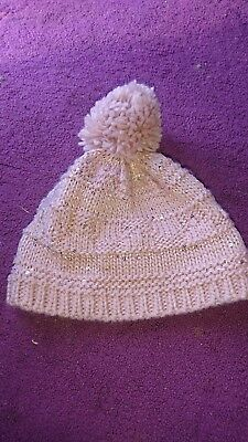 Girls Mothercare Hat Age 3-6 Years 2f60a2375a45