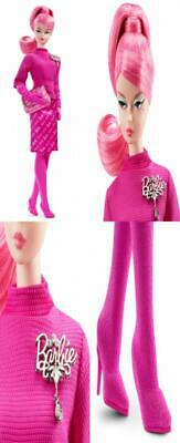 Barbie Collector FXD50 60th Anniversary Fashion Model Collection, Proudly Doll