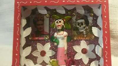 Mexican Medium Frida Kalho niche