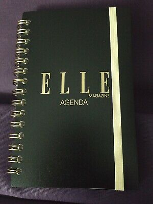 Mini agenda 2019 revista elle