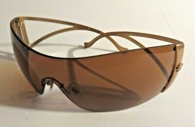 d28a4e70f31 AUTHENTIC VERSACE SUNGLASSES MOD 2034 1070 10 110 MADE IN ITALY w  Case