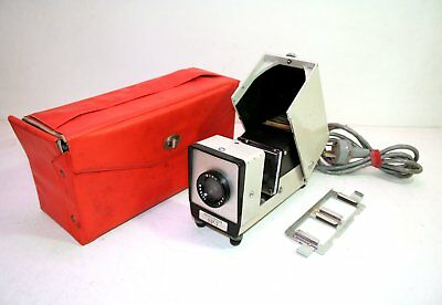 1970's MAGNON SP-7 35mm & Half-Size Slides Projector