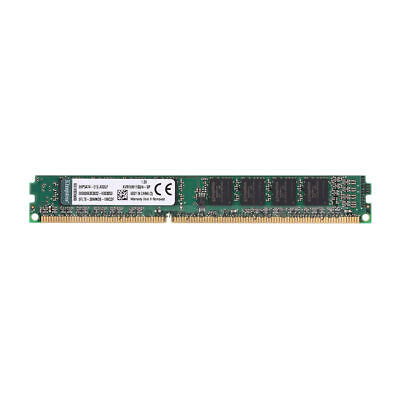 Original New Kingston 4GB DDR3 1600Mhz PC3-12800U 240Pin DIMM SDRAM KVR16N11S8/4